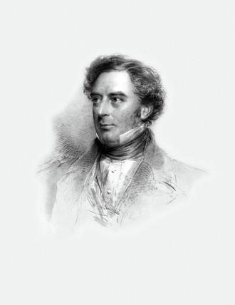 Robert Stephenson, English mechanical and structural engineer, c 1830-1839.