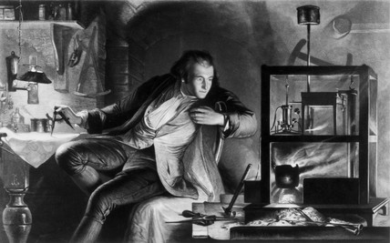 James Watt, British engineer, as a young man, c 1769.