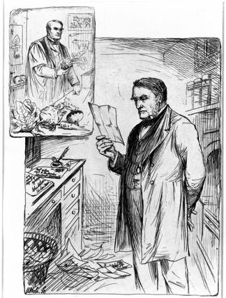 John Wilson, British agricultulturist, c 1860.