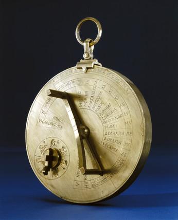 Sundial-calendar, Byzantine, c 400-600.
