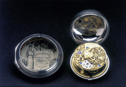 Pocket watch, 1759.