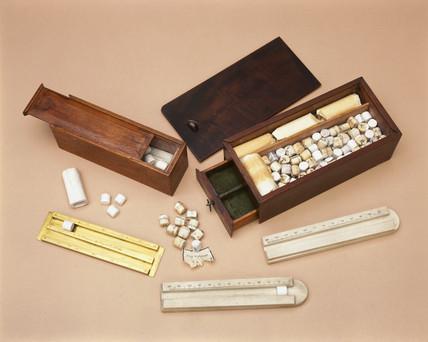 Pyrometers, 1786-1856.