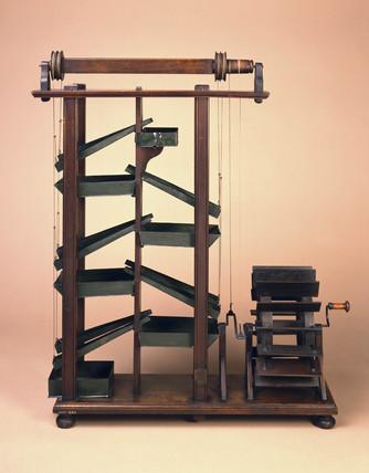 Ladle machine, 1754.