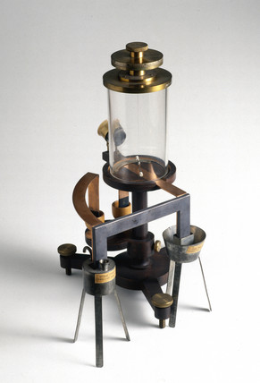 Ohm's Apparatus of 1826.