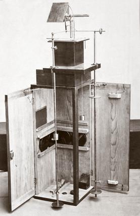 S C Tisley's compound pendulum, 1876.