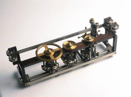Henrici's harmonic analyser, No 3, 1894.