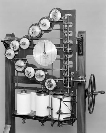 Lord Kelvin's tide-predicting machine, 1872