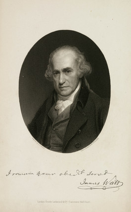 James Watt, Scottish engineer, late 18th century.