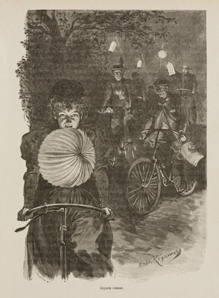 'Joyous Return', 1898.