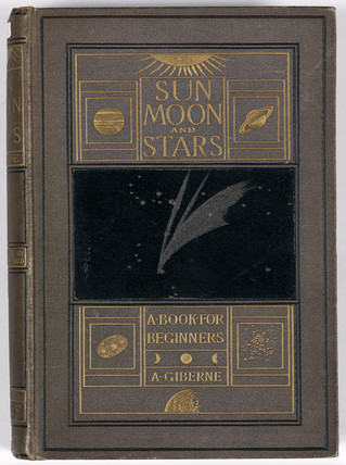 Cover to 'Sun, moon, and stars', 1881.
