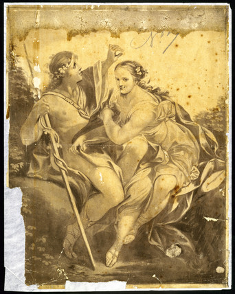 Venus and Adonis, 1778-1781.