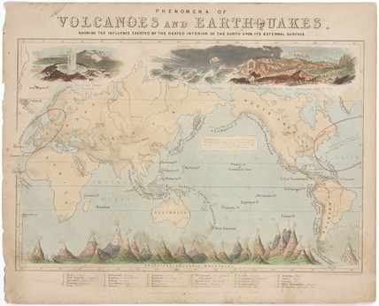 'Phenomena of Volcanoes and Earthquakes', 3 June 1852.