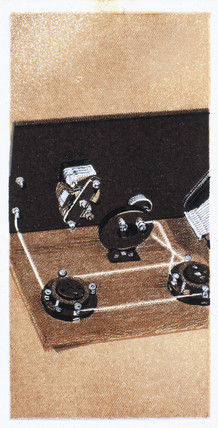 'How to build a two valve set', No 14, Godfrey Philips cigarette card, 1925.