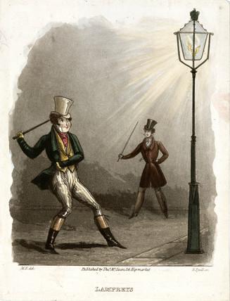 'Lampreys', c 1820.