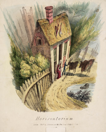 'Horisontorium', 1822.