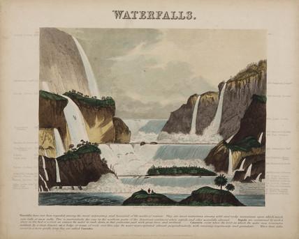 'Waterfalls', 1846.