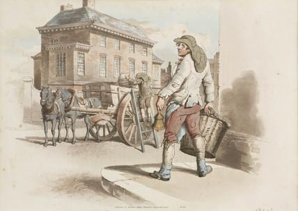 'Dustman', 1808.