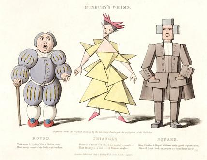 Bunbury's whims, 1828.