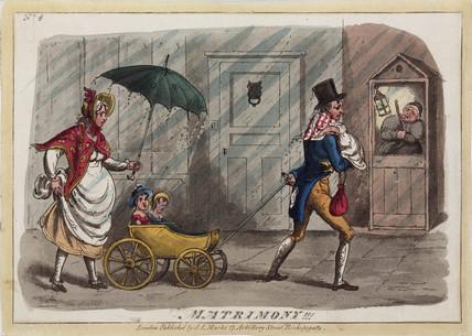 'Matrimony!!!', c 1810.