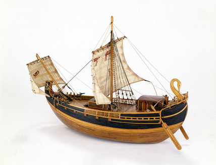 Roman Merchant Ship C 200 By Exton David At Science And