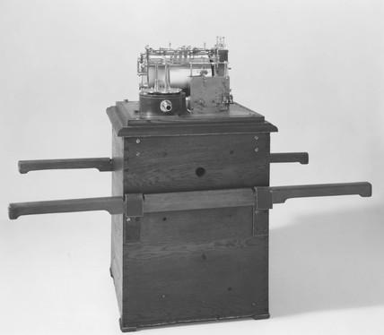 Brontometer, French, 1890.