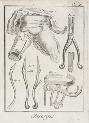 Orthopaedic surgery, 1780.