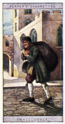 'Small Coale', trade card, 1916.