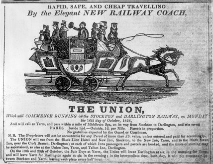 The Union, October 1826.