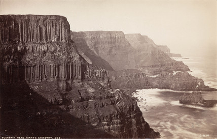 'Pleaskin Head, Giant's Causeway', Northern Ireland, c 1850-1900.