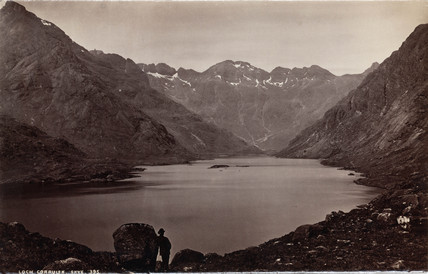 'Lock Corruisk, Skye', Isle of Skye, Scotland, c 1850-1900.