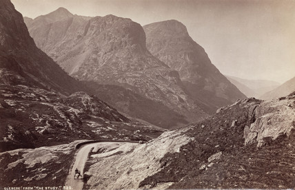 Glencoe, from 'The Study', Scotland, c 1850-1900.