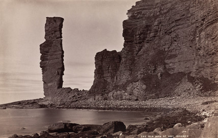 'The Old Man of the Hoy, Orkney', Scotland, c 1850-1900.