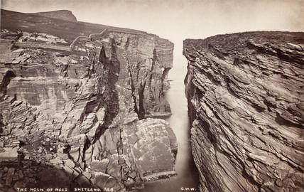 'The Holm of Nos, Shetland', Scotland, c 1850-1900.