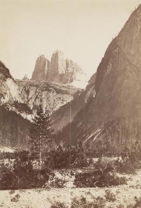 The Dolomites, Italy, c 1850-1900.