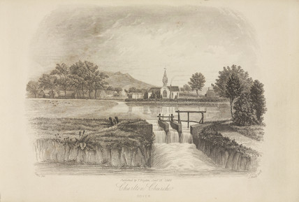 'Charlton Church, Dover', 18 January 1846.