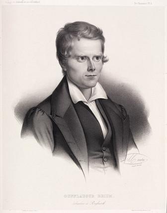 Gunnlaugur Briem, Icelander from Reykjavik, c 1800.