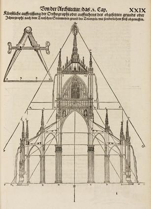 Milan Cathedral, 1548.