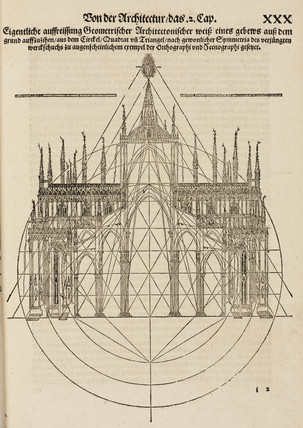 Milan Cathedral, 1548.