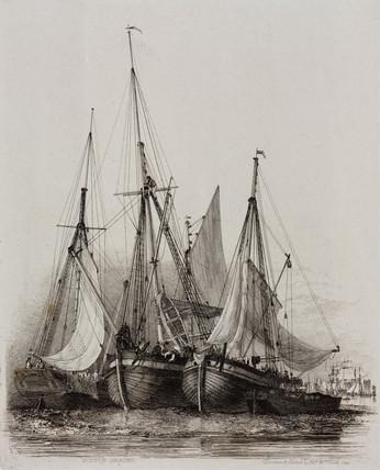 'Scotch Smacks', 1828.