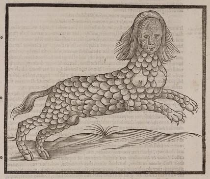 The Lamia, 1607.