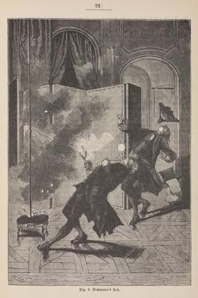 Richmann's death, 1753.