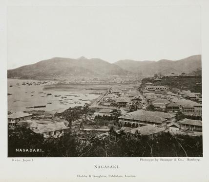 Nagasaki, Japan, 1888.