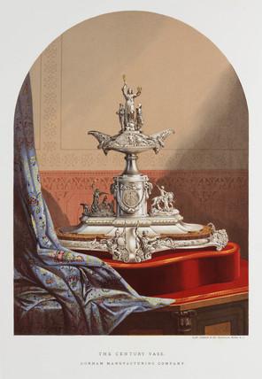 The Century Vase, 1876.