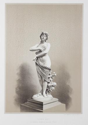 'Love's Net', 1876.