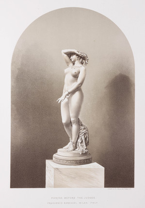 'Phryne Before the Judges', 1876.