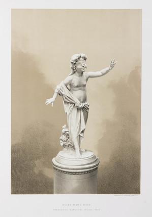 'Blind Man's Buff', 1876.
