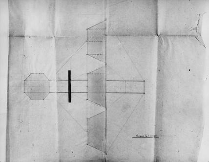 Pilcher's quadriplane, c 1890s.