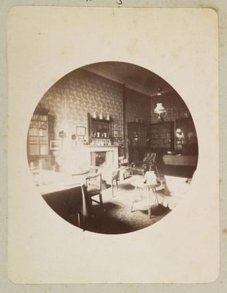 Domestic interior, 1888.