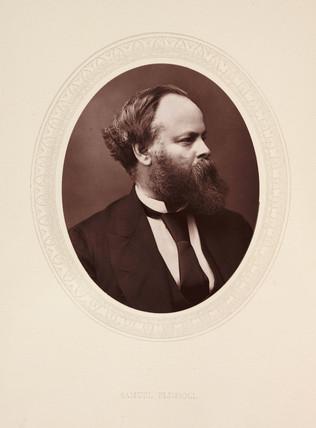 'Samuel Plimsoll', 1876.