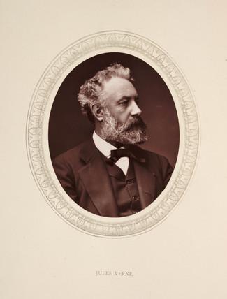 'Jules Verne', 1877.